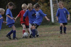 Little Athletes - Be Ahead of the Game - Intro to Soccer