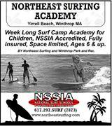 Northeast surfing academy